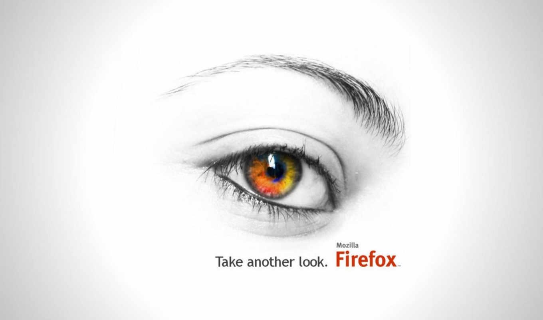 ,firefox, mozilla, глаз, брови, лого,