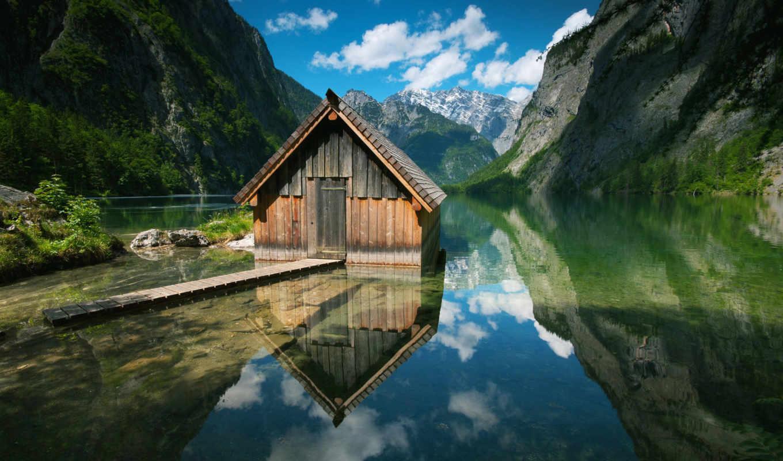 paisagem, montanhas, ruínas, até, parques, por, edifícios, dominaram, мар,