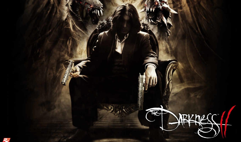 darkness, game, чудища, игры, view, gamers, года, download, оружие,