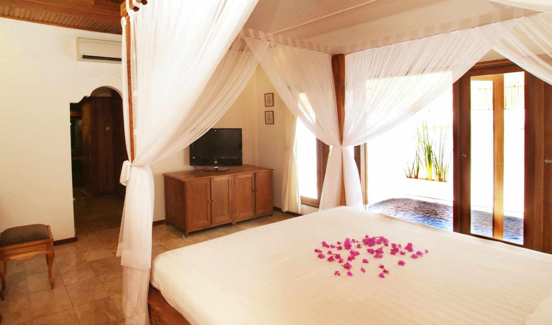 спальни, интерьер, романтической, дизайна, спальне, располагает, спальня, неге,