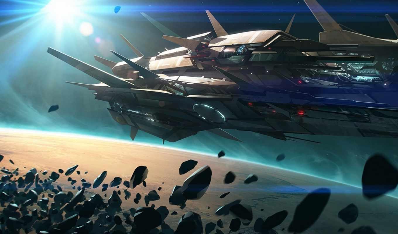 art, корабли, космические, cosmic, корабль,