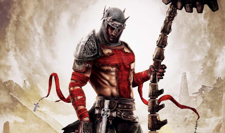 кросс, данте, ад, armour, дек, art, воин, вера, кольчуга, шрамы, установить,
