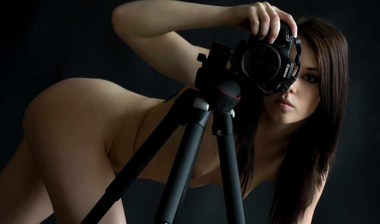 canon, девушка, фотоаппарат, фотограф, slr, eos, reflex, digital,