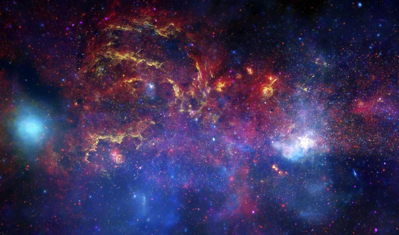 galaxy, cosmos, путь, звезды, млечный, hubble, telescope, галактики, космос,