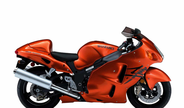 мотоцикл, оранжевый, suzuki, black, мотоциклы, gsx, путешествия,