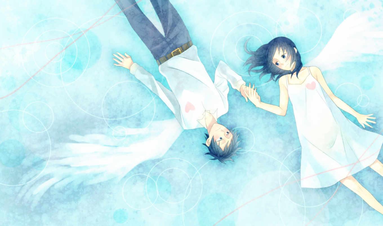аниме, anime, wings, oji, momoiro,