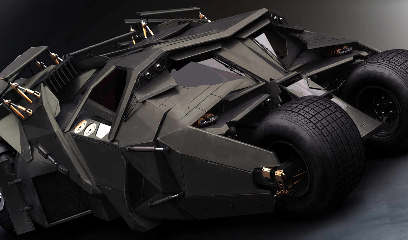 batman, бэтмобиль, batmobile, vehicles, movies, кнопкой, cars, black, tumbler, ipad, dark, knight, броня, this, шины, смотрите, левой,