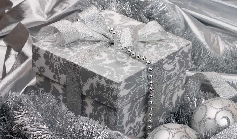 new, year, подарок, праздник, happy, бусы, украшение,