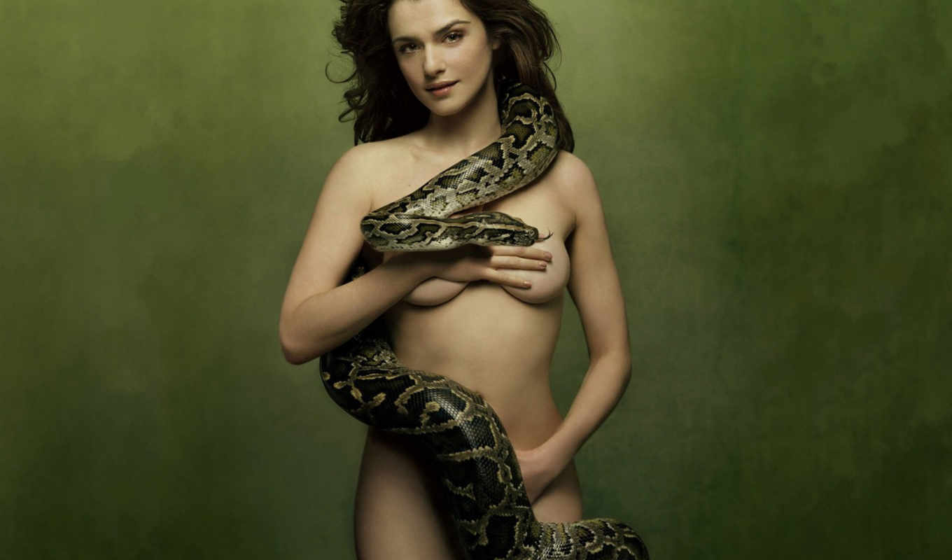 rachel, weisz, with, snake, вайс, girls, кб, sexy, les,