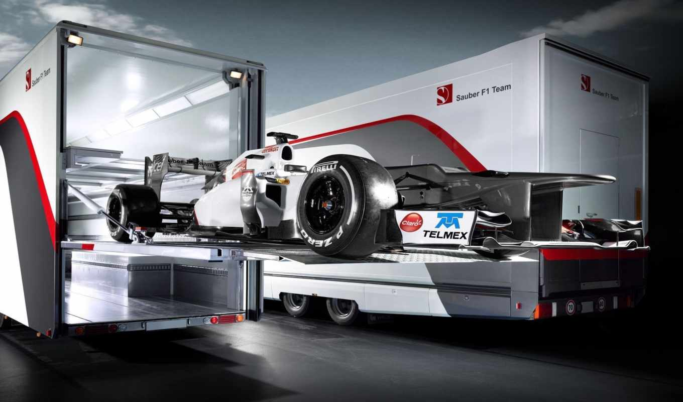 sauber, widescreen, wide, car,