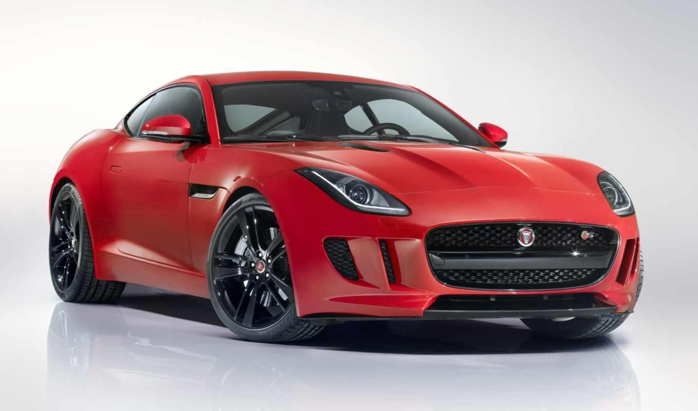 jaguar, вид, coupe,
