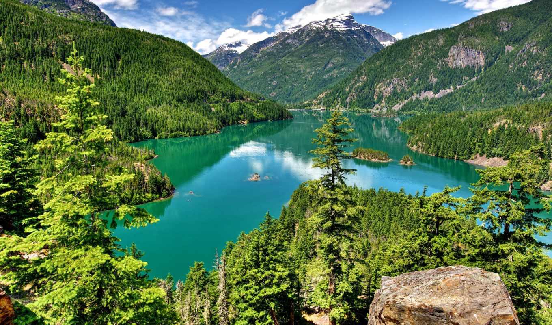 места, красивые, природы, количество, мб, природа,