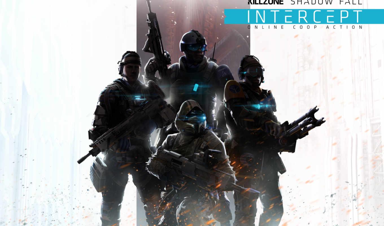 killzone, shadow, пасть, intercept, online,