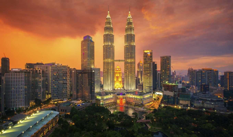 malaysia, cityscape, online, туры, ночь, puzzle, необходимо, choose, того, деталей,