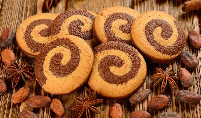 печенье, еда, пирожные, торты, gb, выпуски, кексы,