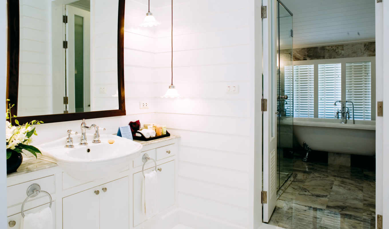 design, ванной, комната, нечто, комнаты, ванная, интерьер, стиль,