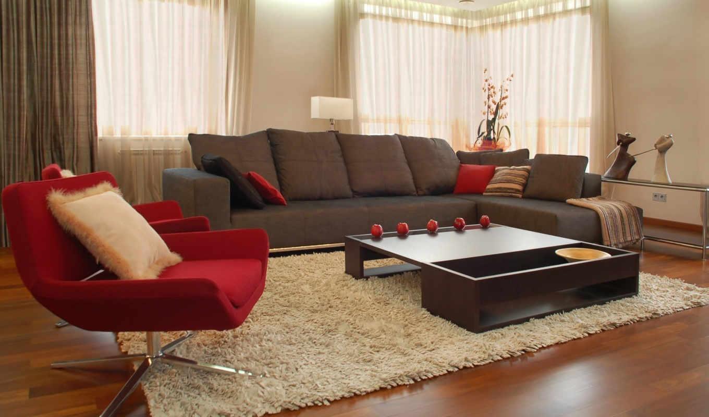 дизайн, интерьер, дизайна, гостиной, интерьера, за