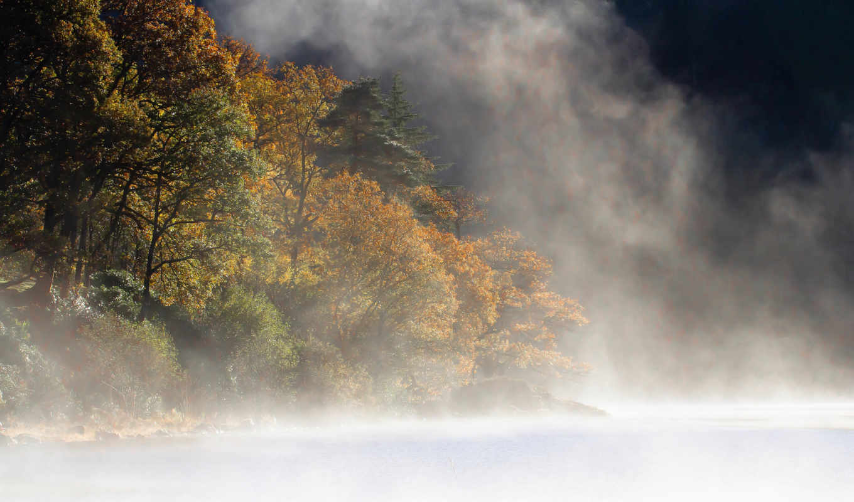 нояб, озеро, изображение,