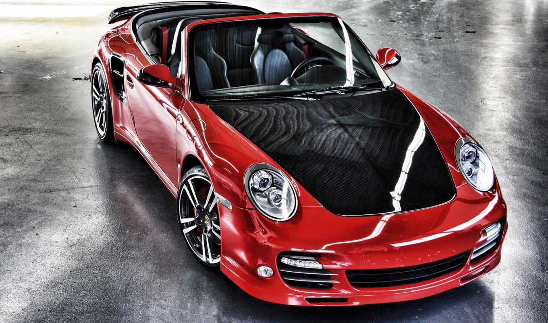 porsche, share, cabriolet, машины, автомобили, red, карбон,