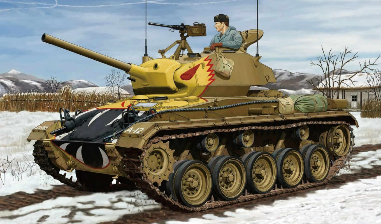 bronco, chaffee, cb, tank, models, war, korean, light, image, легкий, model, kit,