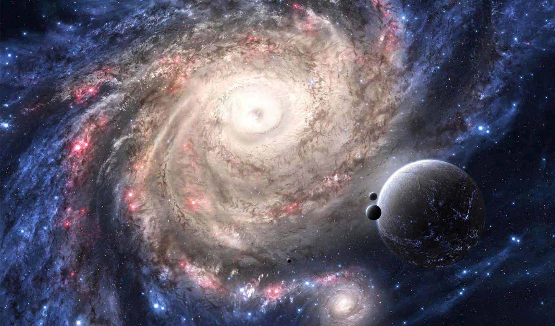 галактика, планеты, звезды, space,