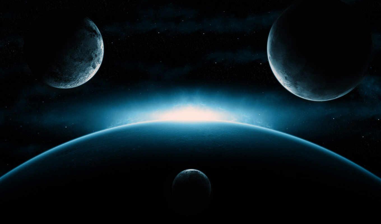 planets, digital, art, you, three, april, free,