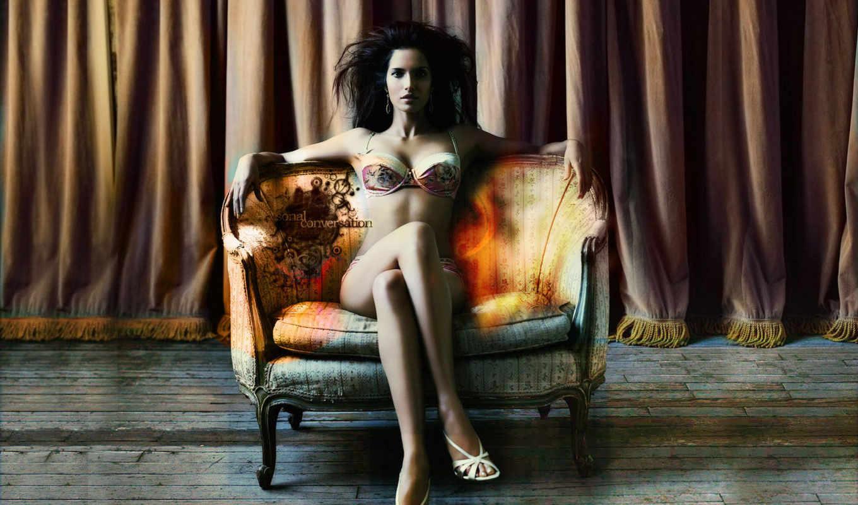 девушка, девушки, девушек, кресле, эортика, красивых, коллекция,