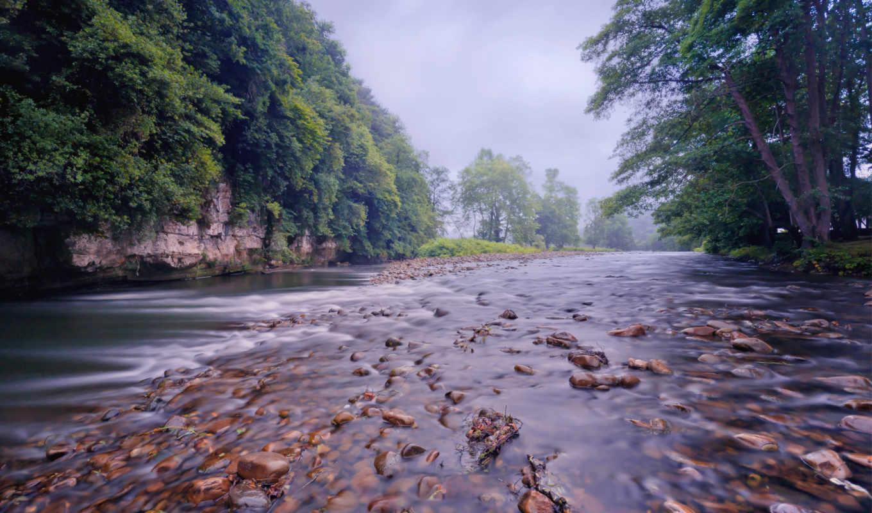 река, природа, anime, alexandr, количество, мб,