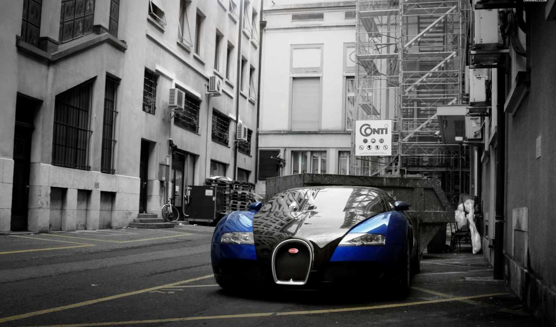 bugatti, veyron, спорт, автомобили,