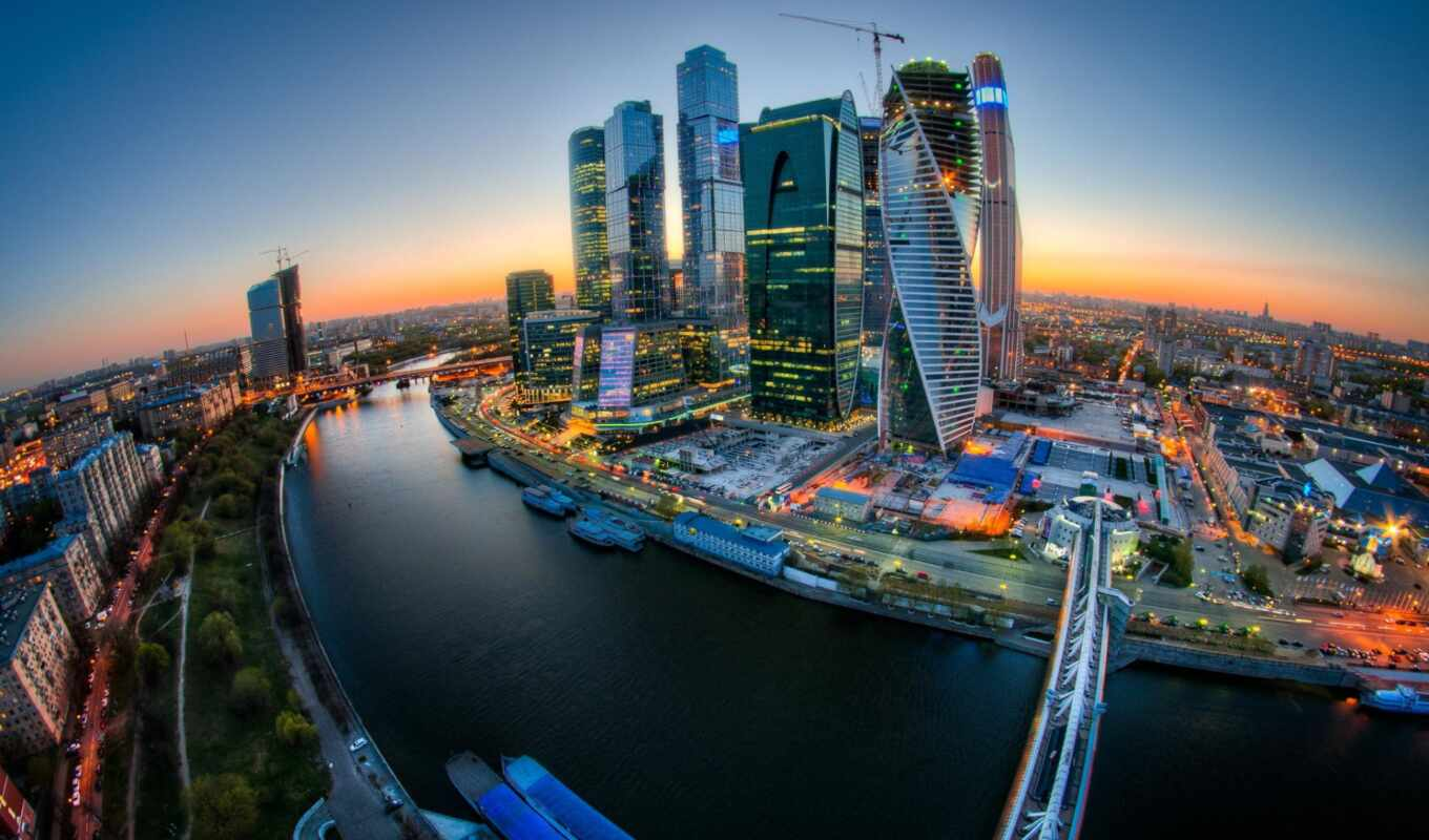 moscow, city,