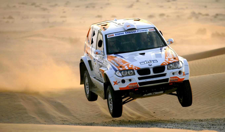 dakar, rally, bmw, пустыня, внедорожник, 4x4,