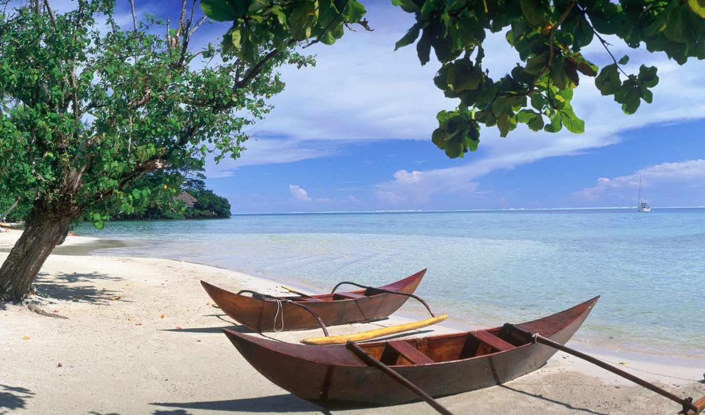 tahiti, остров, полинезии, французской, острова, гора,
