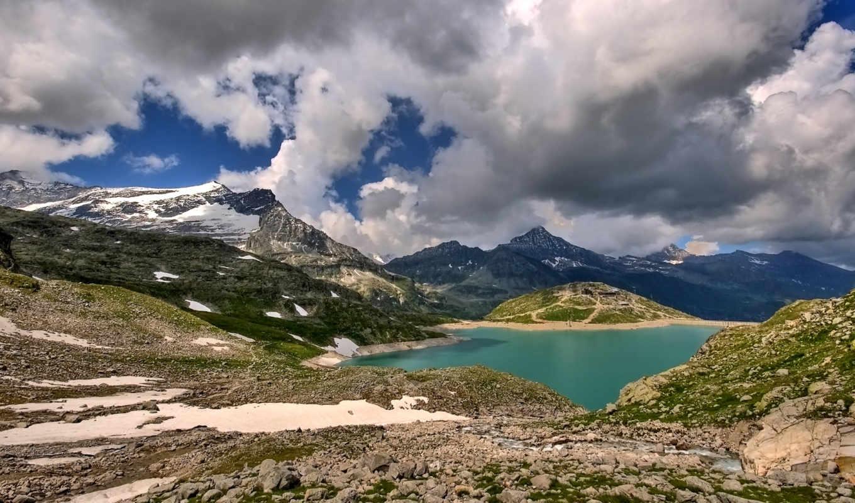 wallpaper, lake, veniyard, landscape, download, deuter, mountain, utah,