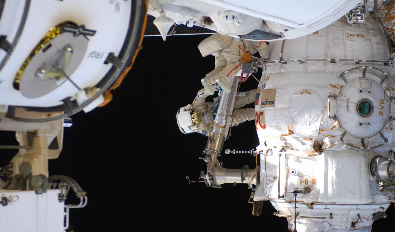 мкс, космонавт, картинка, космонавты,