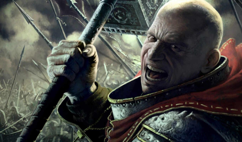 warhammer, war, рассвет, марк, chaos,