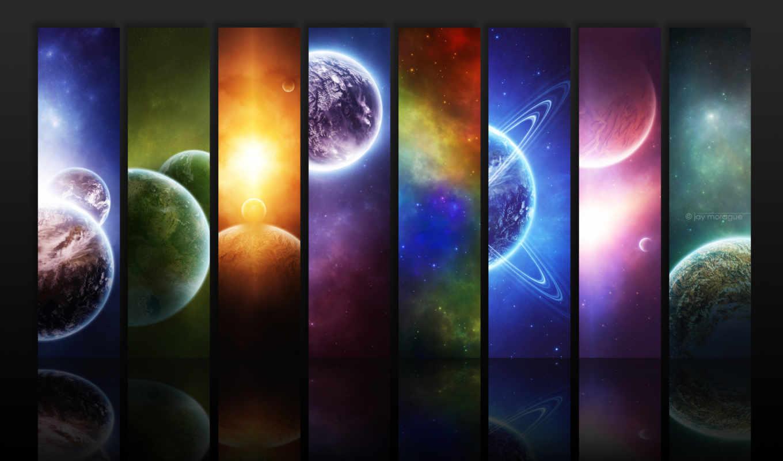 cosmos, planet, планеты,