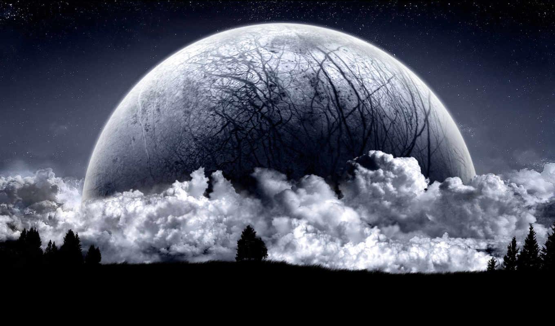 moon, play, free,