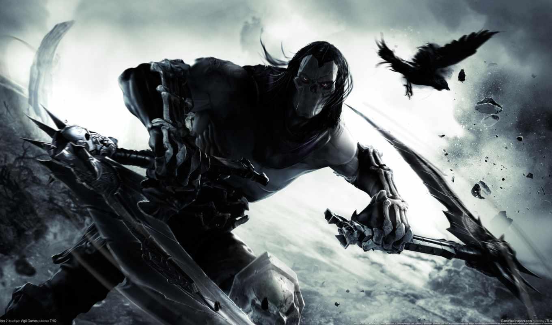 darksiders, игры, prince, всадник, king, персии, маска, игре, ghost, кости,