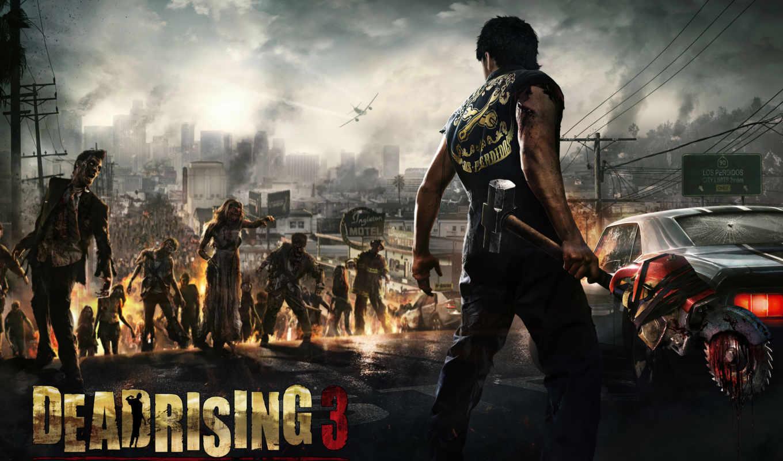 зомби, dead, rising, апокалипсиса, апокалипсис, обзор, мертвецы,