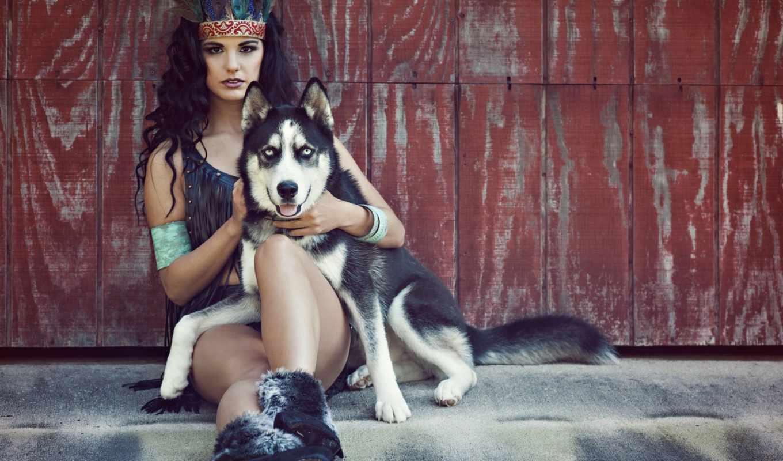 девушка, мне, собака, собаки, хаски, порода, собак, тест, подходит, породы,