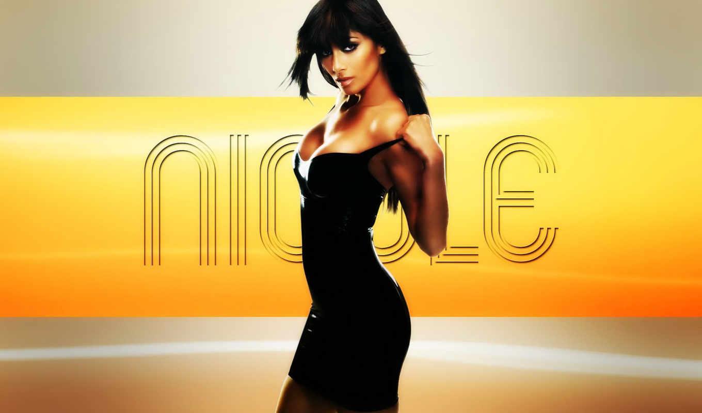 nicole, scherzinger, шерзингер, девушки, девушка, собралась, диско, певица, красивая, iphone,