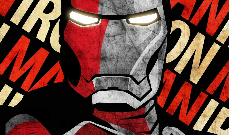 iron, мужчина, stark, toni, железный,