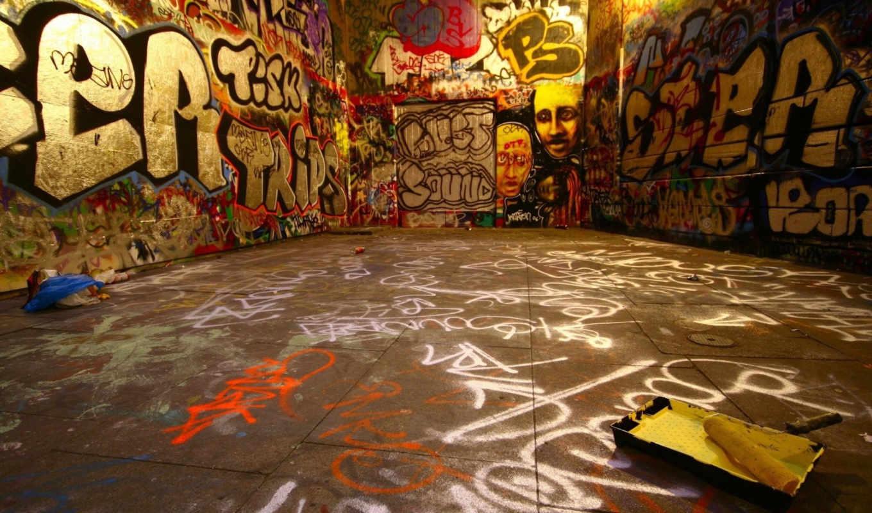 graffiti, стена, стены, добавить, краска, избранные,