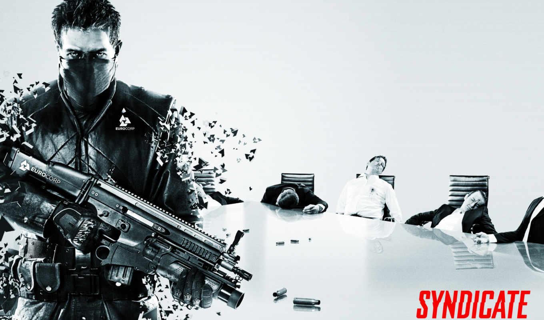 syndicate, eurocorp, ea, shooter, игры, automata, video,