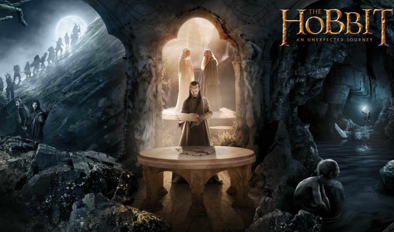 hobbit, journey, нежданное, фильмы,