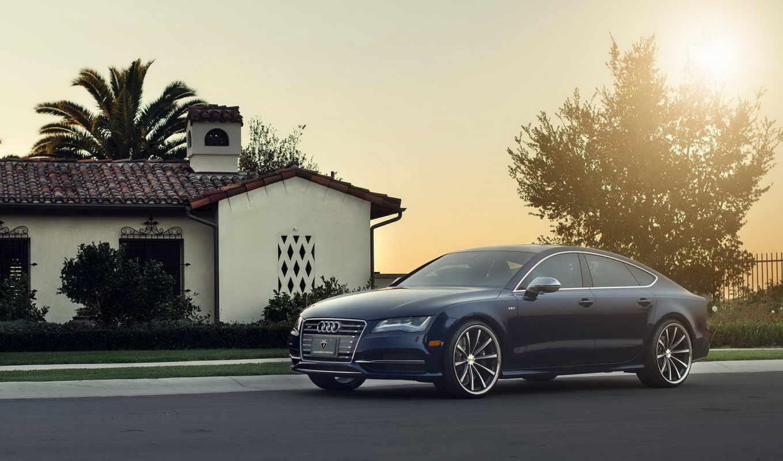vossen, авто, ауди, автомобиль, vvscv, машина, солнечный, дом, свет, sedan, cv, wheels, this,
