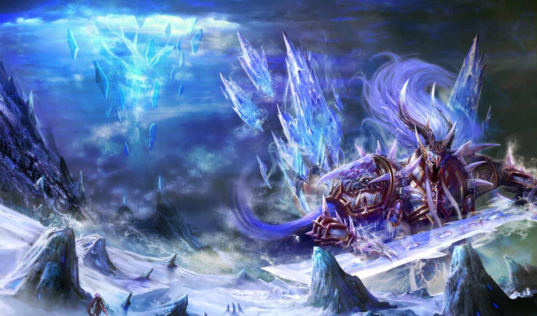 king, ice,