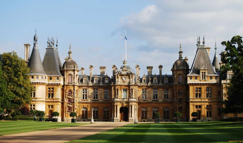 ротшильдов, дворцы, дворца, правило, duke, миром, окружали, себя, стиле, включая, модные, персоны, декоративным, hall,