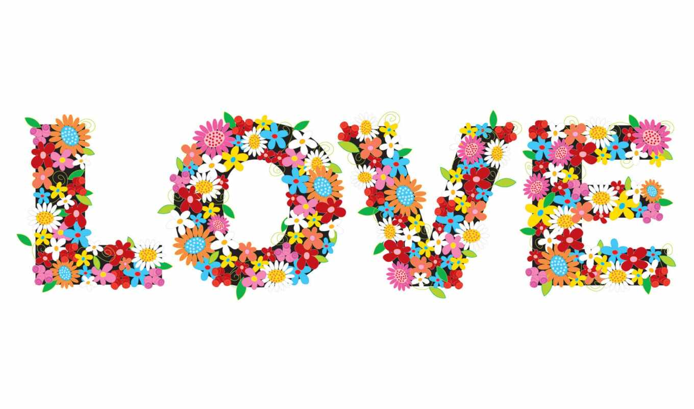 цветы, love, флорист