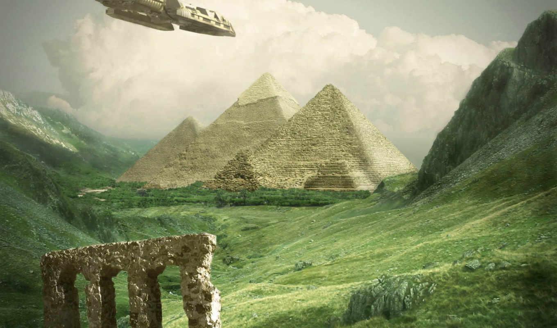 fantasy, landscape, random, free, widescreen,